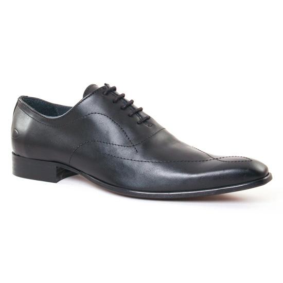 Chaussures Basses À Lacets Paratonnerre 2010 Noir, vue principale de la chaussure homme