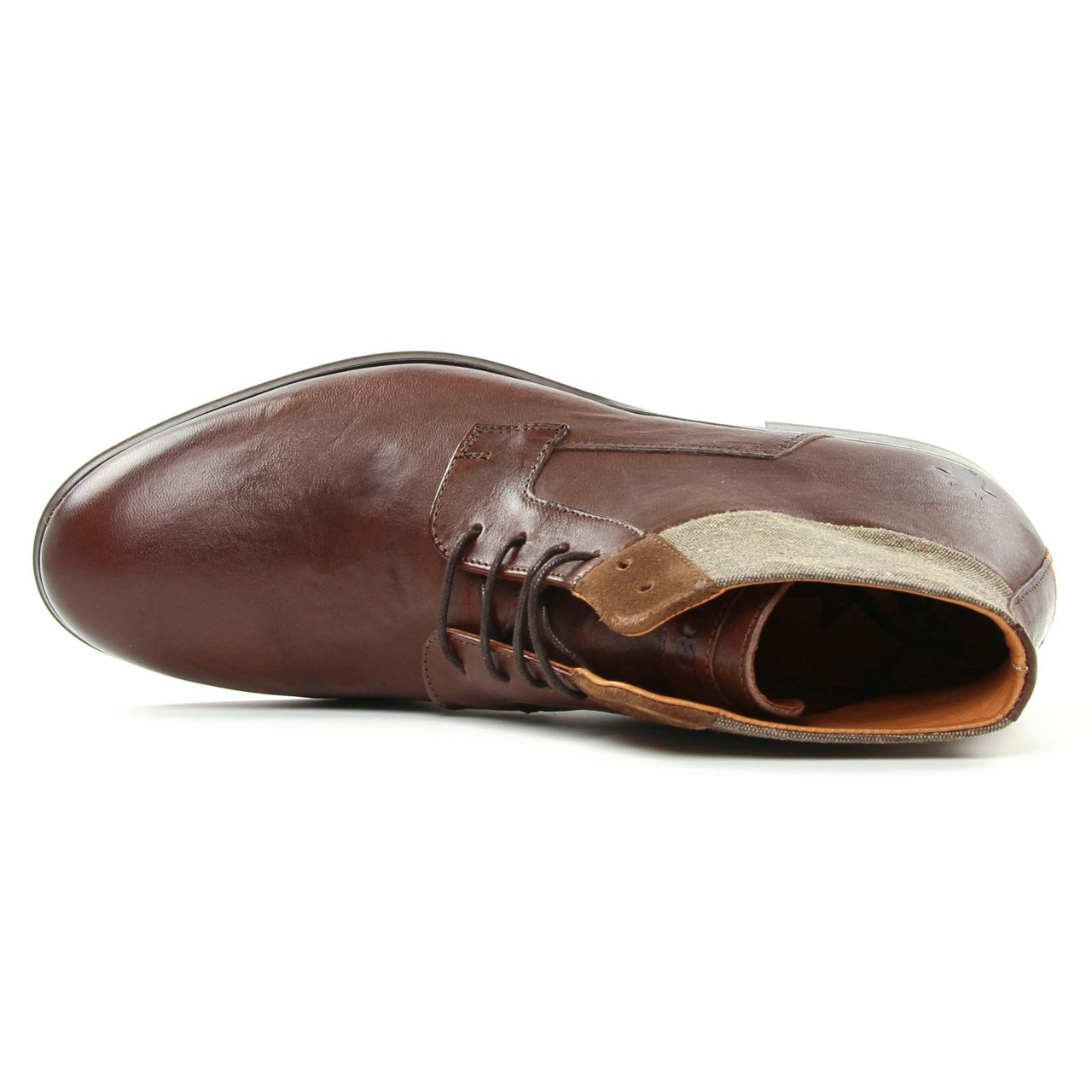 Kost Criol Marron | boots marron automne hiver chez TROIS PAR 3