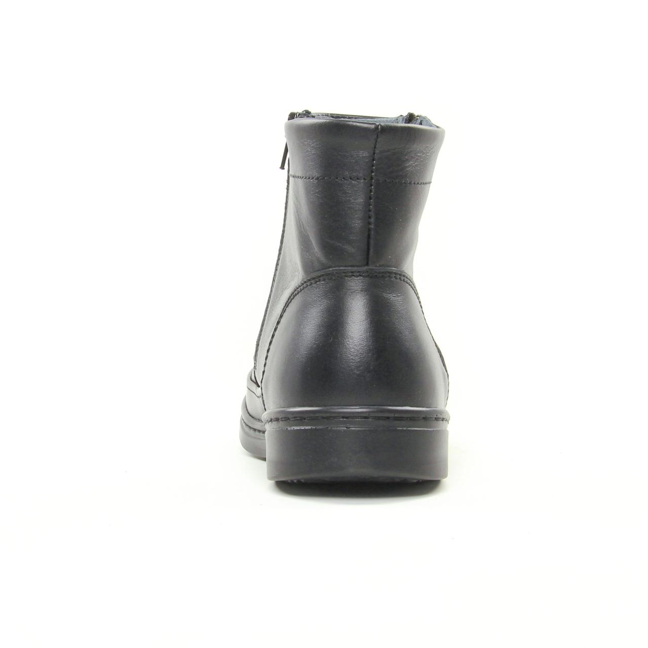 Yann Bolligen 13118 Noir | boots noir automne hiver chez
