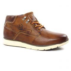 bottines-chukka marron: même style de chaussures en ligne pour hommes que les Bugatti