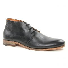 Chaussures homme hiver 2018 - bottines Chukka Kost noir