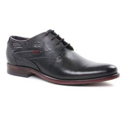 derbys gris noir: même style de chaussures en ligne pour hommes que les Fluchos