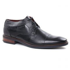 Chaussures homme hiver 2018 - derbys Bugatti noir