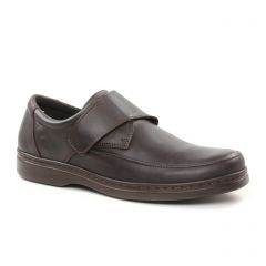 Chaussures homme hiver 2018 - mocassins Orland marron