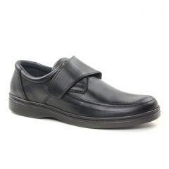 Chaussures homme hiver 2018 - mocassins Orland noir