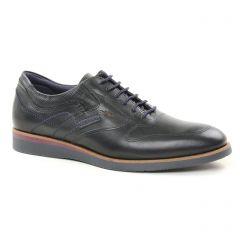 richelieu noir: même style de chaussures en ligne pour hommes que les Fluchos