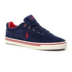 tennis bleu marine: même style de chaussures en ligne pour hommes que les Polo Ralph Lauren