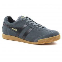 tennis bleu noir: même style de chaussures en ligne pour hommes que les Geox Homme