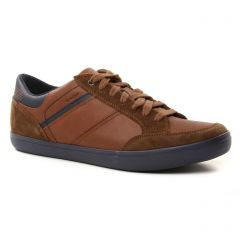 Chaussures homme hiver 2018 - tennis Geox Homme marron