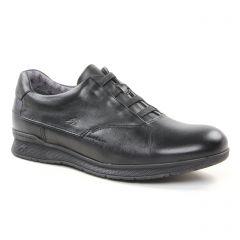tennis noir: même style de chaussures en ligne pour hommes que les Fluchos