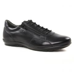 Chaussures homme hiver 2018 - tennis Geox Homme noir