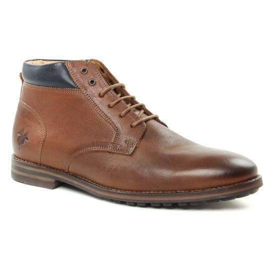 Chaussures Montantes Kost Raconteur Marron, vue principale de la chaussure homme