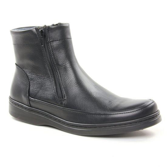 Chaussures Montantes Orland 13118 Noir, vue principale de la chaussure homme