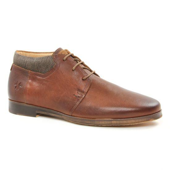 Chaussures Montantes Kost Ravageur34 Marron, vue principale de la chaussure homme