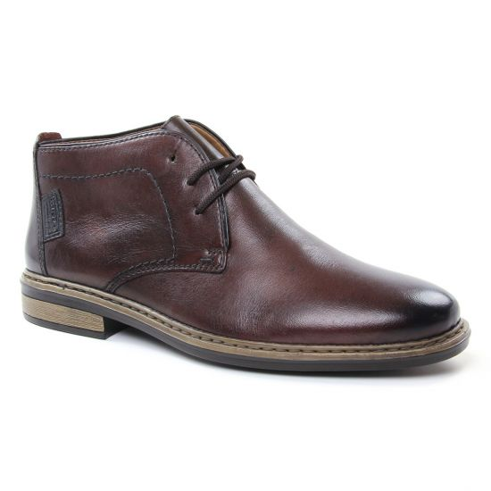Chaussures Montantes Rieker 37612 Nobel, vue principale de la chaussure homme