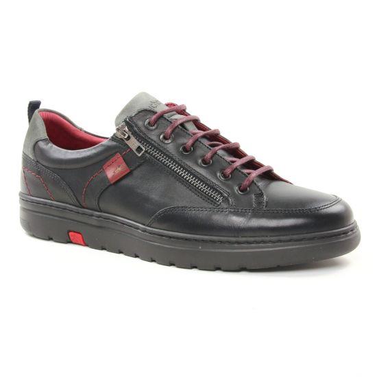Tennis Fluchos F0298 Grafito, vue principale de la chaussure homme