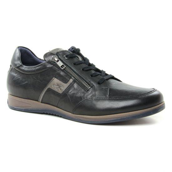 Tennis Fluchos F0210 Negro, vue principale de la chaussure homme