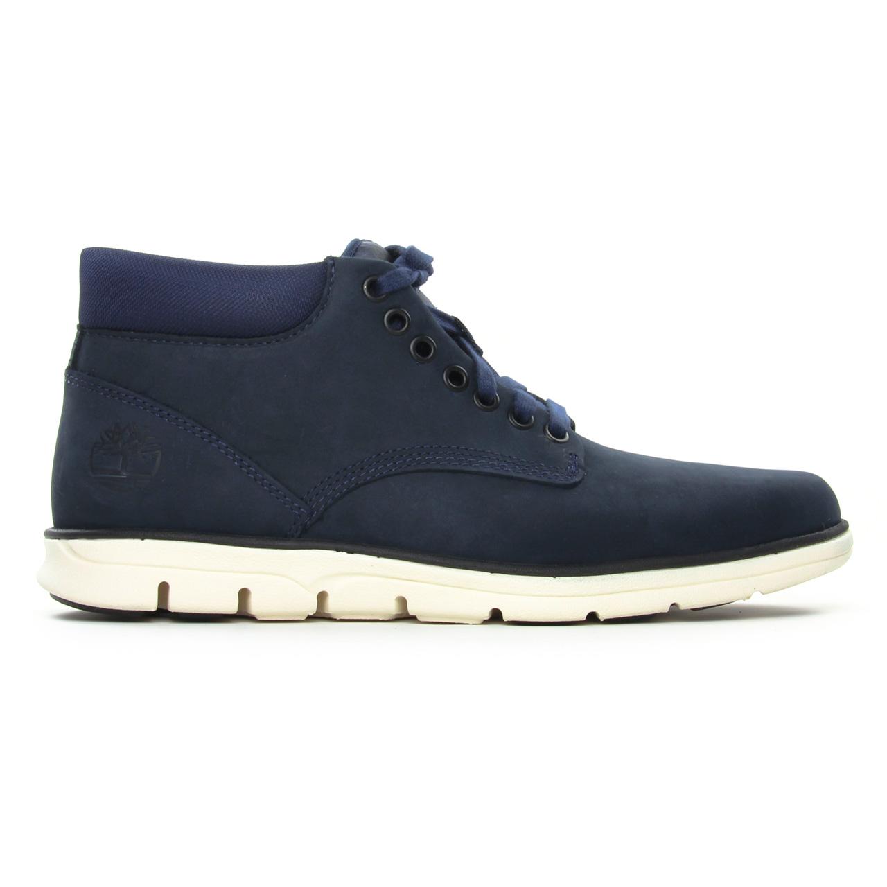 chaussures timberland bleu hommes