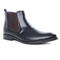 Chaussures homme hiver 2019 - boots Fluchos noir
