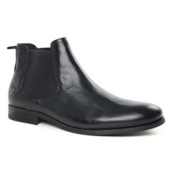 Chaussures homme hiver 2019 - boots Kost noir