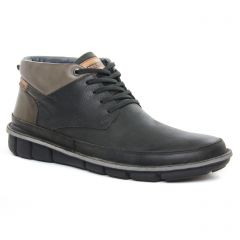 Chaussures homme hiver 2019 - boots Pikolinos noir