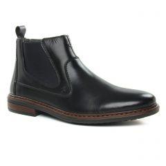 Chaussures homme hiver 2019 - boots rieker noir