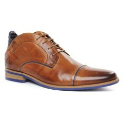Chaussures homme hiver 2019 - bottines Chukka Kdopa marron gold