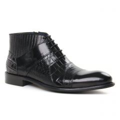 Chaussures homme hiver 2019 - chaussures montantes Kdopa noir