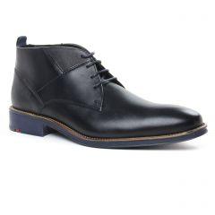 Chaussures homme hiver 2019 - bottines Chukka LLoyd noir