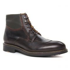 Chaussures homme hiver 2019 - chaussures montantes Christian Pellet marron