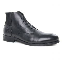 chaussures-montantes noir: même style de chaussures en ligne pour hommes que les Redskins