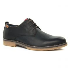 Chaussures homme hiver 2019 - derbys Pikolinos noir