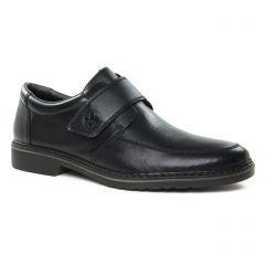 Chaussures homme hiver 2019 - derbys rieker noir