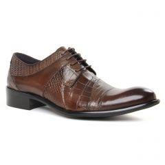 derbys vert kaki: même style de chaussures en ligne pour hommes que les Brett And Sons