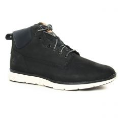 Chaussures homme hiver 2019 - bottines Chukka Timberland noir