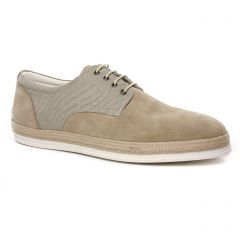 Chaussures homme hiver 2019 - derbys Twopens beige