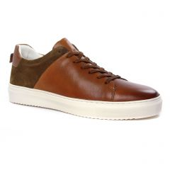 Chaussures homme hiver 2019 - tennis Twopens marron