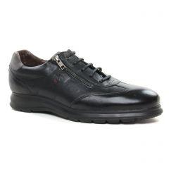 Chaussures homme hiver 2019 - tennis Fluchos noir