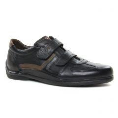 Chaussures homme hiver 2019 - derbys Fluchos noir
