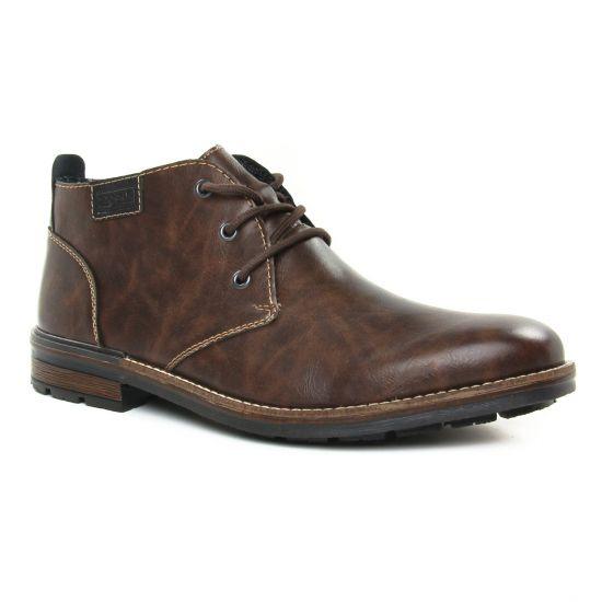 Chaussures Montantes Rieker B1340-26 Toffee, vue principale de la chaussure homme