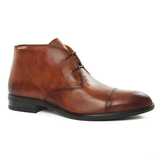 Chaussures Montantes Pikolinos Bristol M7J 8179 Marron, vue principale de la chaussure homme