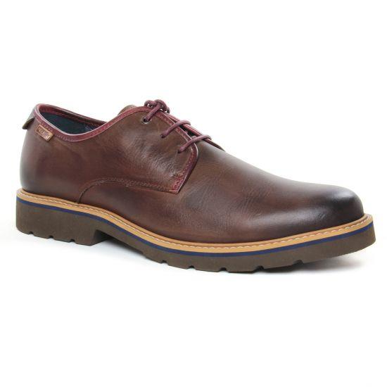 Chaussures Basses À Lacets Pikolinos Bilbao 4333 Olmo, vue principale de la chaussure homme