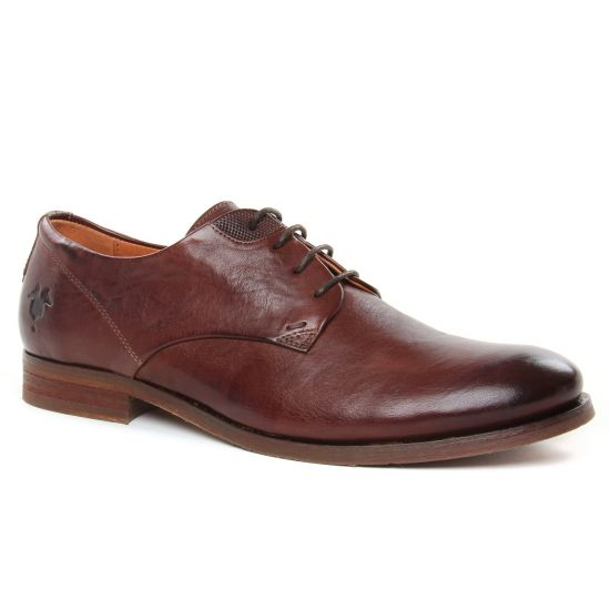 Chaussures Basses À Lacets Kost Darron 6 Brandy, vue principale de la chaussure homme
