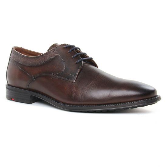 Chaussures Basses À Lacets Lloyd Jayden Cigare, vue principale de la chaussure homme