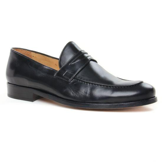 Mocassins Et Bateaux Brett Sons 4080 Noir, vue principale de la chaussure homme