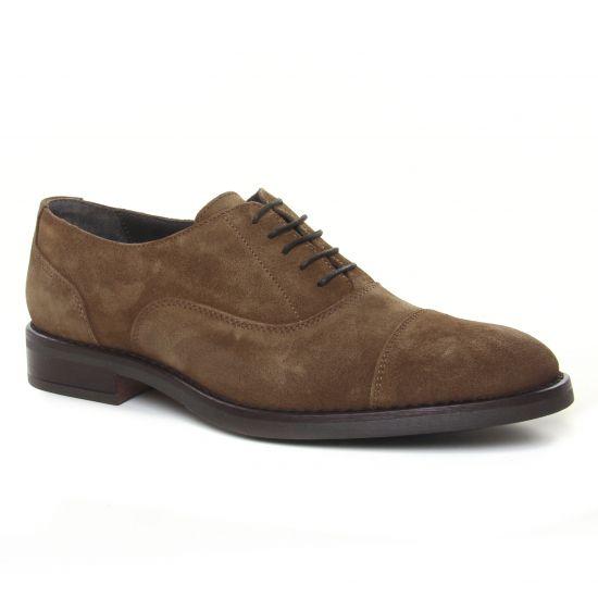 Chaussures Basses À Lacets Yann Bolligen 6403 Sieva, vue principale de la chaussure homme