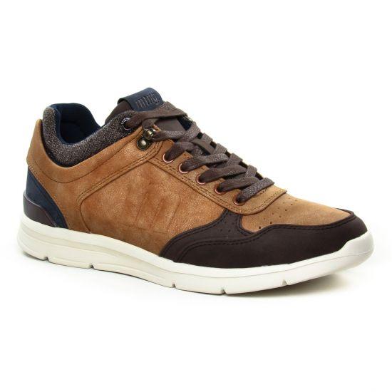 Tennis Mtng 84294 Marron, vue principale de la chaussure homme