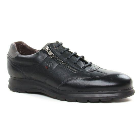 Tennis Fluchos F0606 Negro, vue principale de la chaussure homme