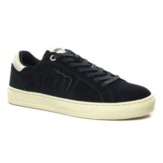 Tennis Mtng 84299 Noir, vue principale de la chaussure homme