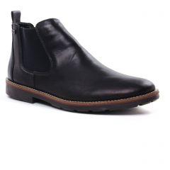 Chaussures homme hiver 2020 - boots rieker noir